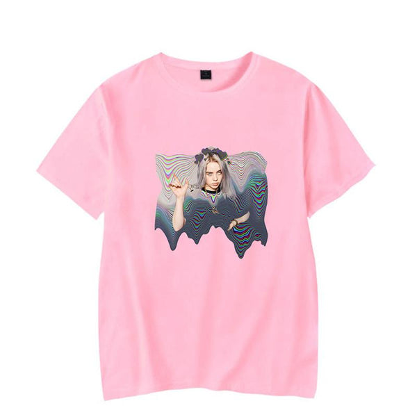 Unisex Billie Eilish Shirt Summer Cool T-Shirts - firstcorset