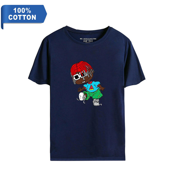 Unisex Lil Yachty Hip Hop Cotton T-Shirt