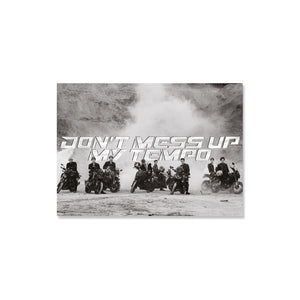 EXO The 5th Album  'DON'T MESS UP MY TEMPO' (Andante)