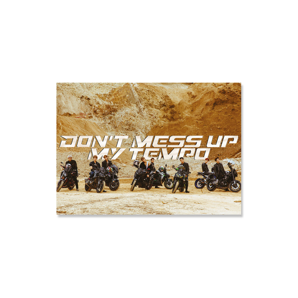 EXO The 5th Album  'DON'T MESS UP MY TEMPO' (Moderato)