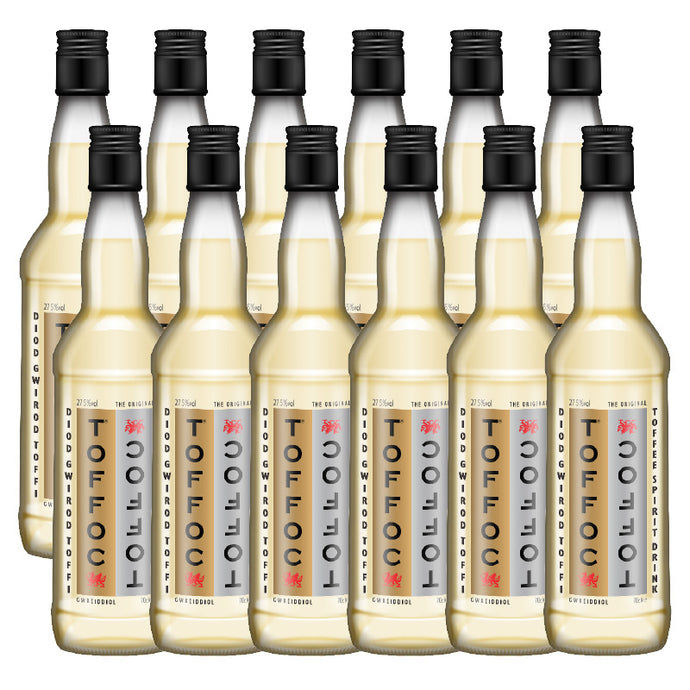 TOFFOC 70cl - case of 12 bottles