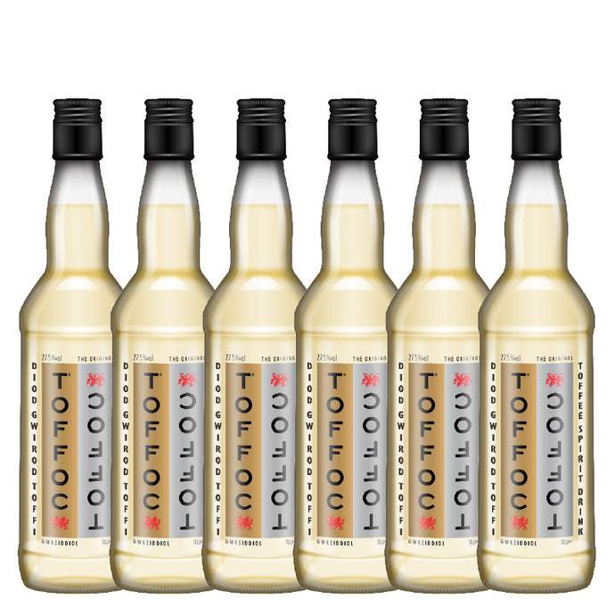 TOFFOC 70cl - case of 6 bottles