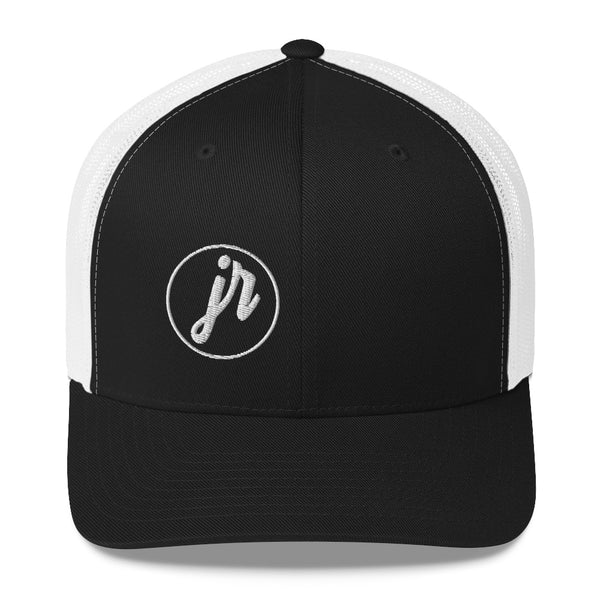 JR Monogram Trucker Cap