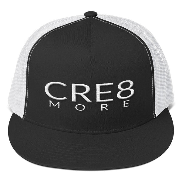 Cre8 More Trucker Cap