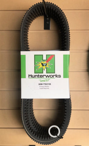 POLARIS 1000 THICK HUNTERWORKS BELT