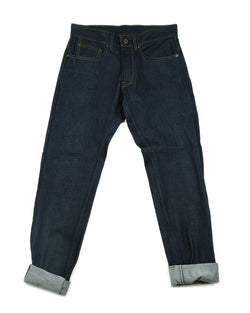 Railcar X005 Blue Denim