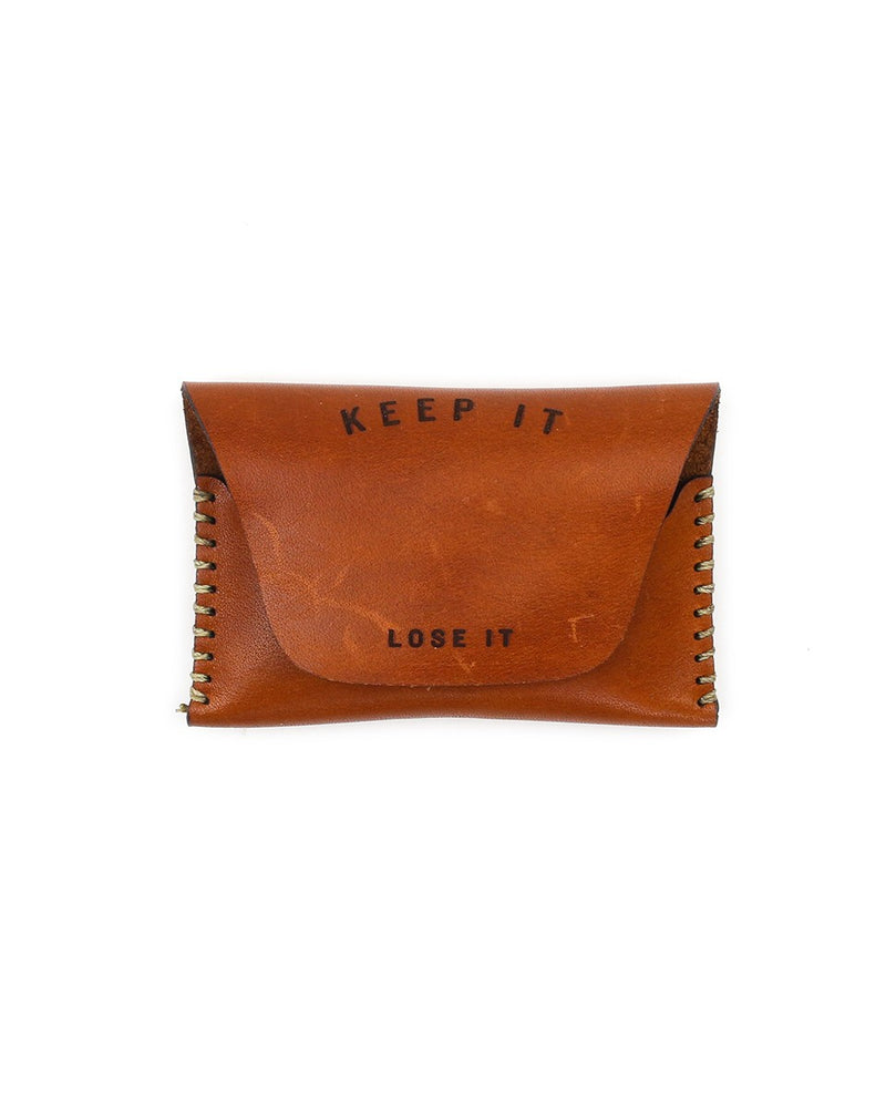 Misc. Goods Co. Leather Wallet Light