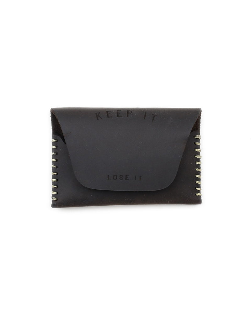Misc. Goods Co. Leather Wallet Dark