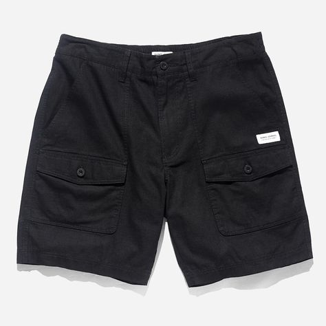 Banks Journal Transport Walk Shorts - Black (36)