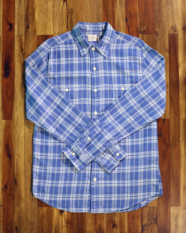 Faherty Seasons Blue White