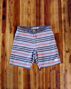 Katin Surf Trunks Chalk Blue