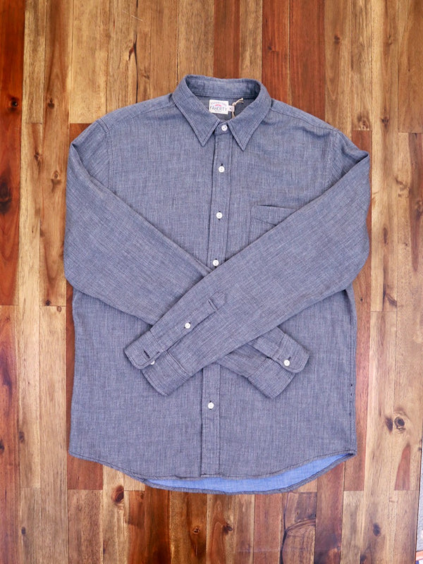 Faherty Ventura Charcoal - (L)