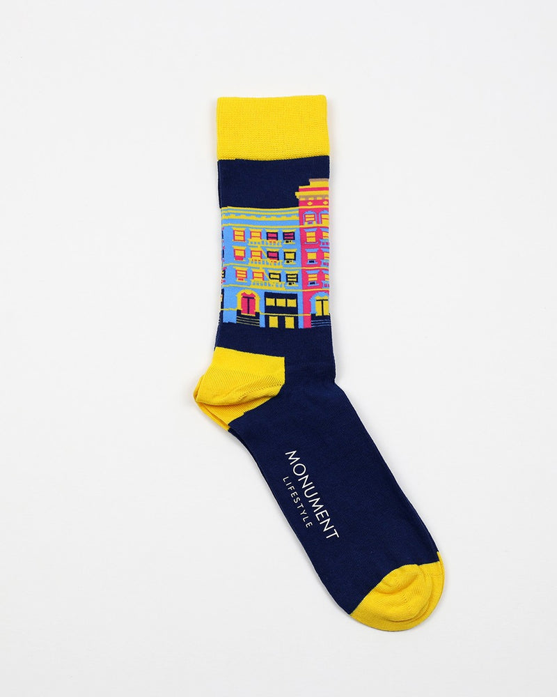 Monument Lifestyle x Happy Socks New York City