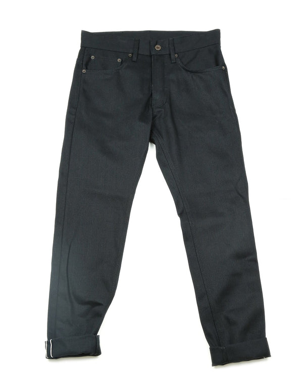 Railcar X026 Black Denim