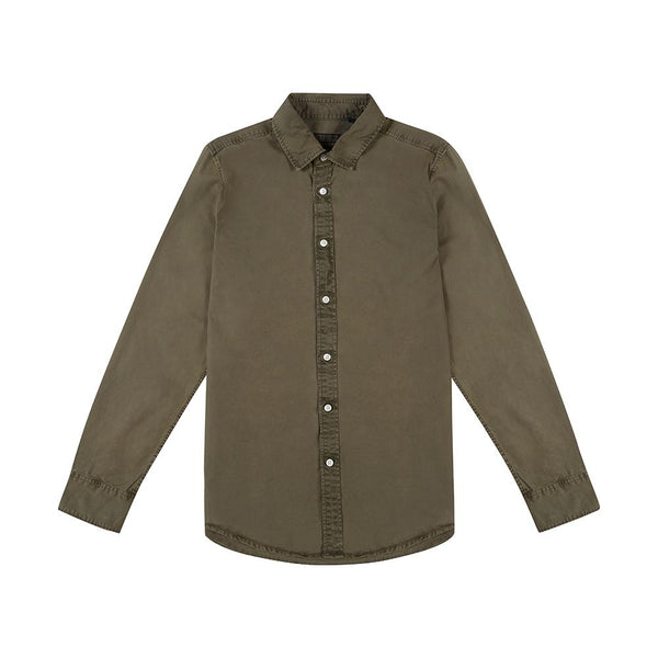 Deus Sharp Shirt Crocodile - (S)