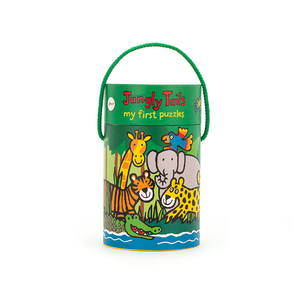 Jungly Tails Puzzle
