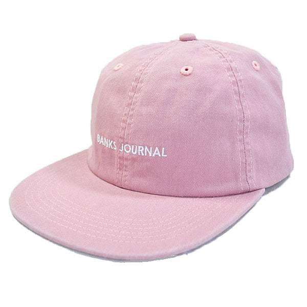 Banks Label Pink Hat