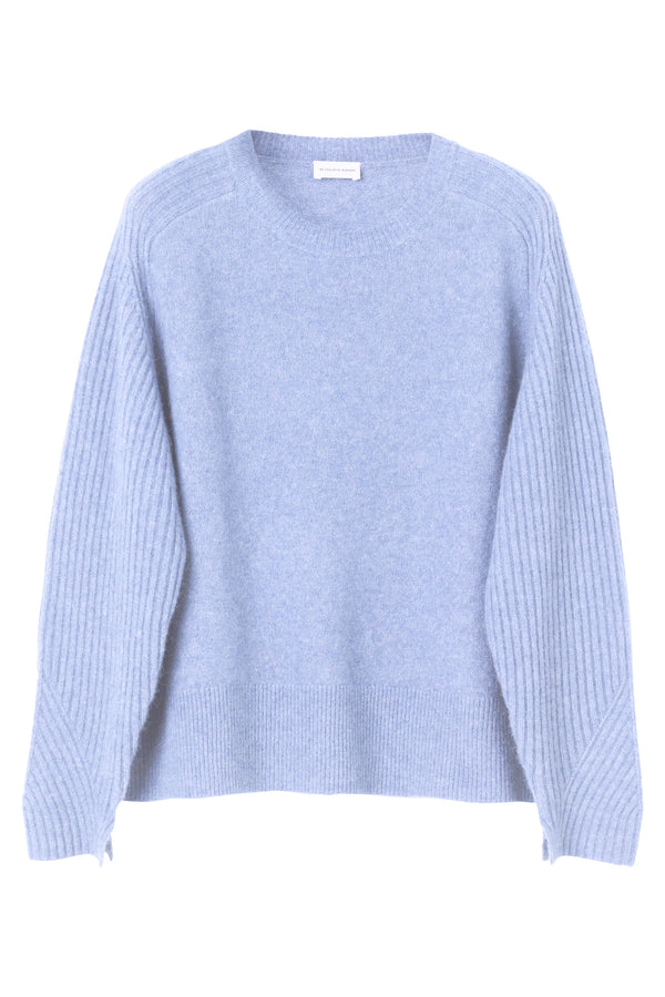 ANA SWEATER PERIWINKLE