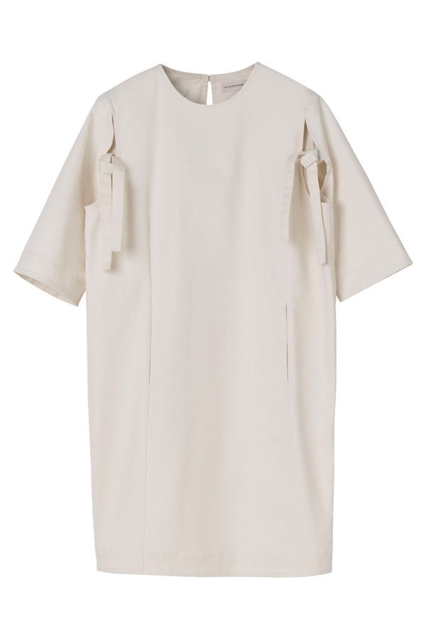 GOLLANIA STRETCH COTTON DRESS