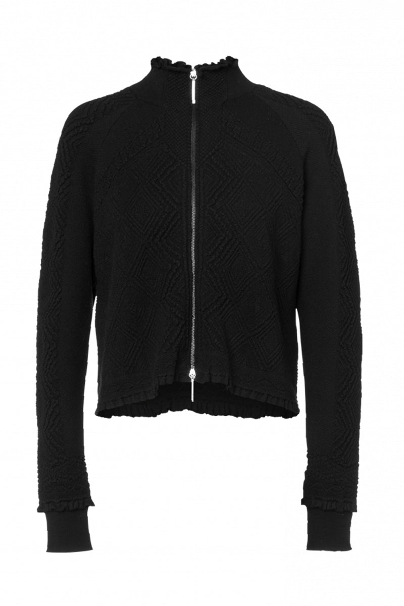 OVERTONE SWEATER BLACK