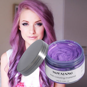 Instant Hair Color Wax