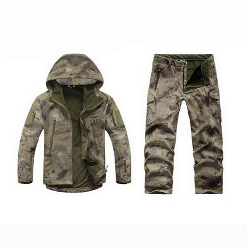 Tactical Hunting Suits TAD Softshell Jacket  +Pants