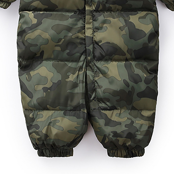 Baby jumpsuit Cotton Down Coat