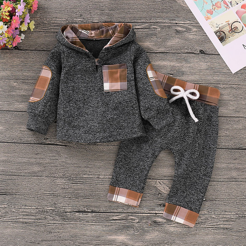 Baby tops and pants winter wear