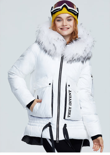 Winter new series down jacket women