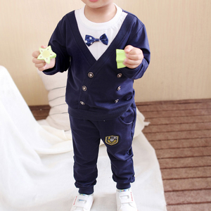 Baby Boys T-shirts+Pants 2PCS Tracksuit