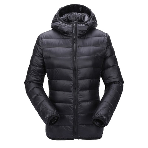 Winter Jacket Women Autumn Hooded Coat