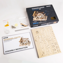 Load image into Gallery viewer, Wooden model building kit assembly toy