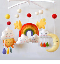 Load image into Gallery viewer, Baby bed handmade ornaments