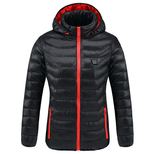 Outdoor USB Heated Jackets Women