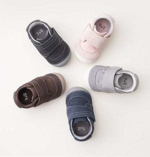 Leather baby toddler shoes 6-24 months
