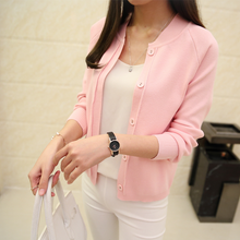Load image into Gallery viewer, Female knit cardigan sweater coat