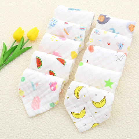Newborn baby saliva towel wash towel