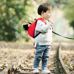 Children's waterproof anti-lost bag