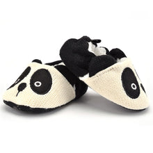 Load image into Gallery viewer, Cartoon knitted baby shoes