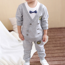 Load image into Gallery viewer, Baby Boys T-shirts+Pants 2PCS Tracksuit