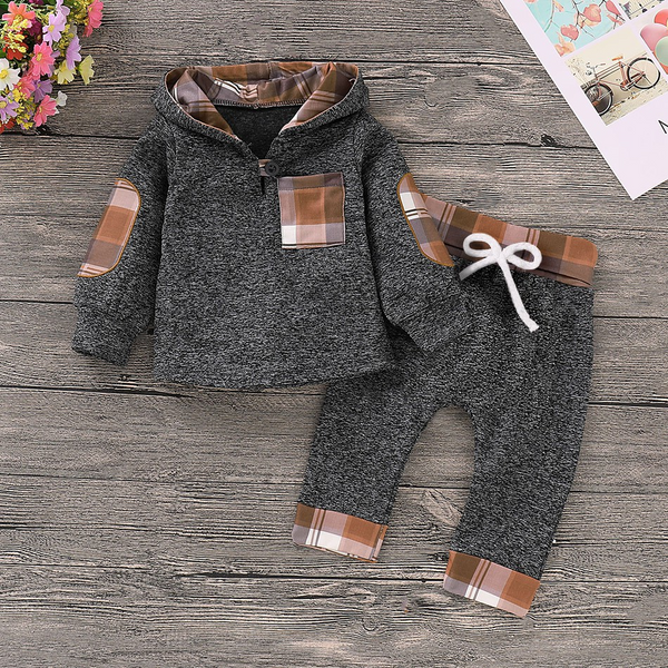 Top and Pants Set for Baby bodysuit