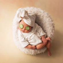 Load image into Gallery viewer, Newborn baby bath robe