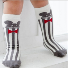 Load image into Gallery viewer, 3-pairs Newborn Kids Girl Boy socks