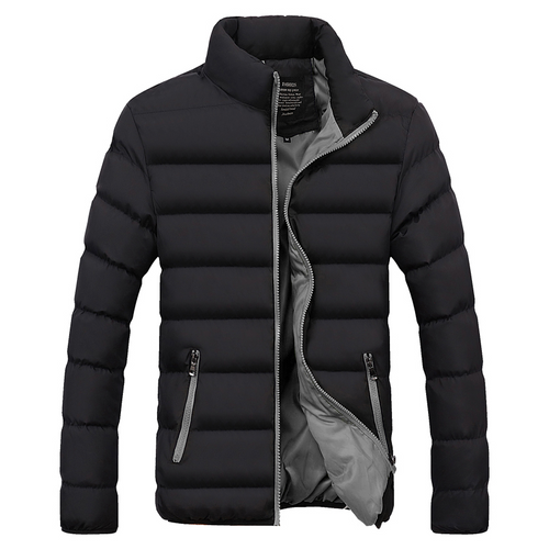 Men's Warm Causal Thick Winter Jacket