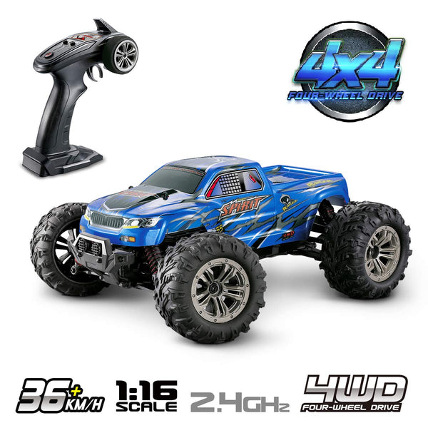 Remote Control Off-Road Vehicle
