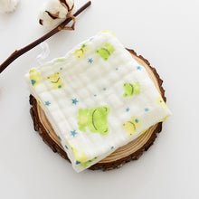 Load image into Gallery viewer, Newborn baby saliva towel baby towels