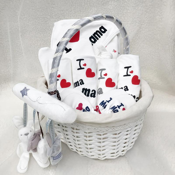 Newborn Full Moon Hundred Day Gift Box