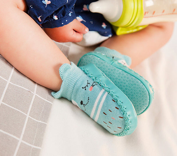 Cartoon  Baby  Anti-Slip Socks