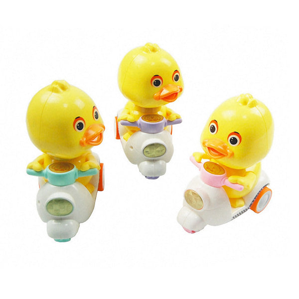 Small Yellow Duck Baby Kids Toy