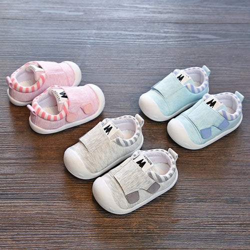 Non-slip wear-resistant toddler shoes